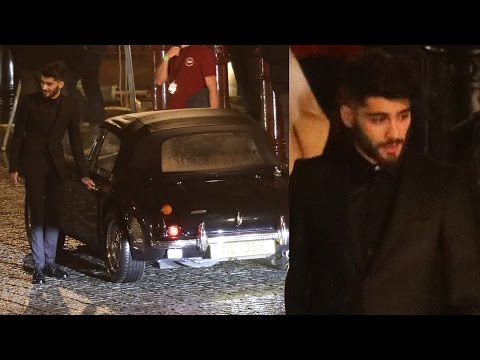 Zayn & Taylor TRASH Hotel Room For Fifty Shades...