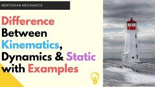 Kinematics, Dynamics and Static (Hindi) thumbnail