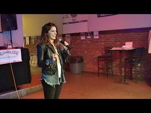 Episode 3 - Kim Sings SHOWTUNES - birthday karaoke in BOZEMAN