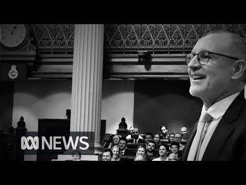 Former SA premier Jay Weatherill retires (full speech) | ABC News
