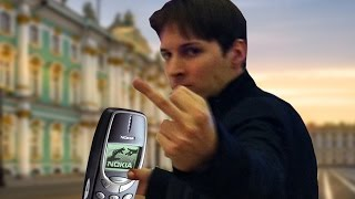Дуров разбил блогеру телефон!