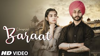 Baraat (Chanpreet) Mp3 Song Download
