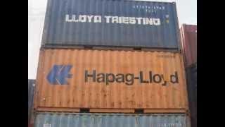 Купить морской контейнер 20 футов б/у(Контейнер 20 футов б/у, 20 тонн, доставка и разгрузка контейнера, цена +7(812)920-46-56, http://seacon.spb.ru., 2012-09-03T13:44:08.000Z)