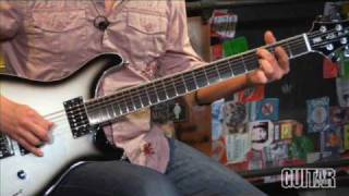 PRS Mike Mushok SE Baritone Guitar