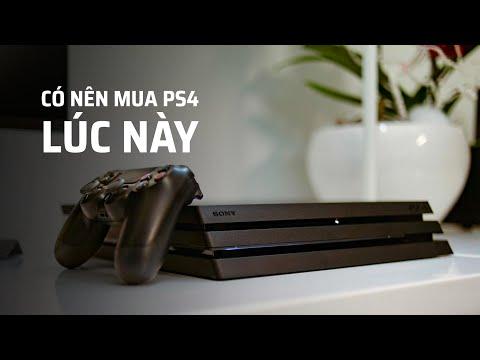 Có Nên Mua PS4 Thời điểm Hiện Tại?
