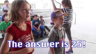 Math Quiz Show- Dramatic Math Class