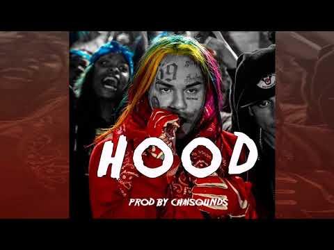 6IX9INE X Pierre Bourne Type Beat   Hood   Prod By Chai$ounds