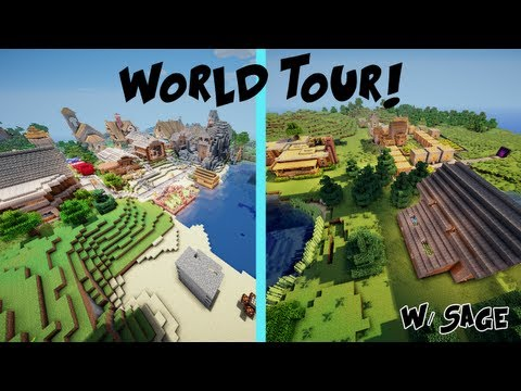 Worlds Tour Time w Sage!!! (NOW DOWNLOADABLE)