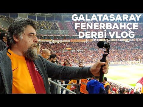 Galatasaray - Fenerbahçe Maçı - VLOG (22 Ekim 2017)