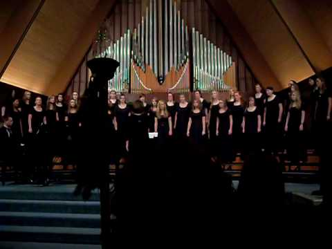 """Kalanta of the New Year (Greek Folk Song)""  TCWSH Bel Canto"