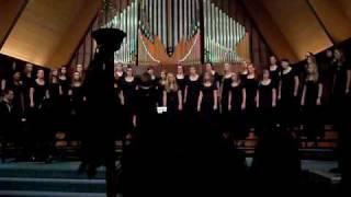 """Kalanta of the New Year (Greek Folk Song)""  TCWSH Bel Canto"