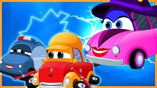 Bewitched | Super Car Royce Videos | Car Cartoons For Babies by Kids Channel