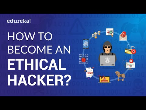 How to Become an Ethical Hacker? | Ethical Hacking Career | Ethical Hacker Salary | Edureka