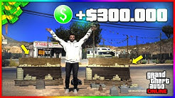 300.000$ IN 6 MINUTEN! 💵 GTA 5 GELD MACHEN! + 1 MILLION $ VON TAGESZIELEN! 💸 (GTA 5 Online)