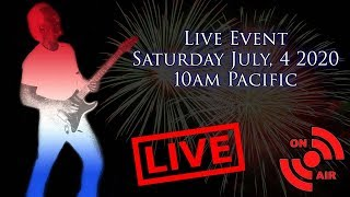 Carl Brown Live Event - July, 4 2020