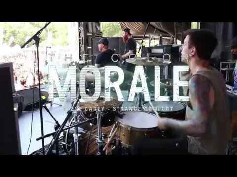 The Color Morale - Strange Comfort [Steve Carey] Drum Video Live [HD]