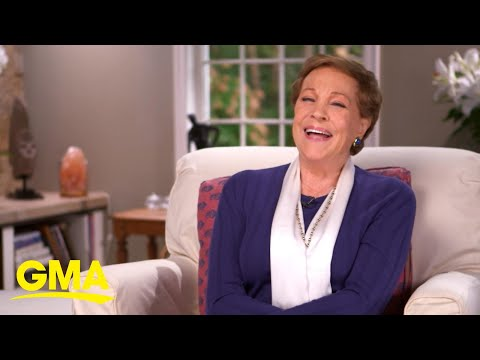 Julie Andrews reflects