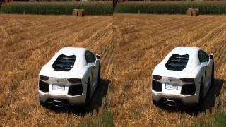 Lamborghini Aventador - 3D