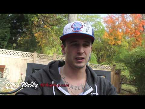 Exclusive: Chris Webby speaks on Homegrown EP and e-One Music Partnership