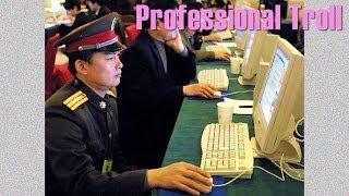 China's Professional Trolls, the 50 Cent Brigade! | China Uncensored