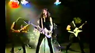 Pestilence - Commandments (Rare Video 1988)