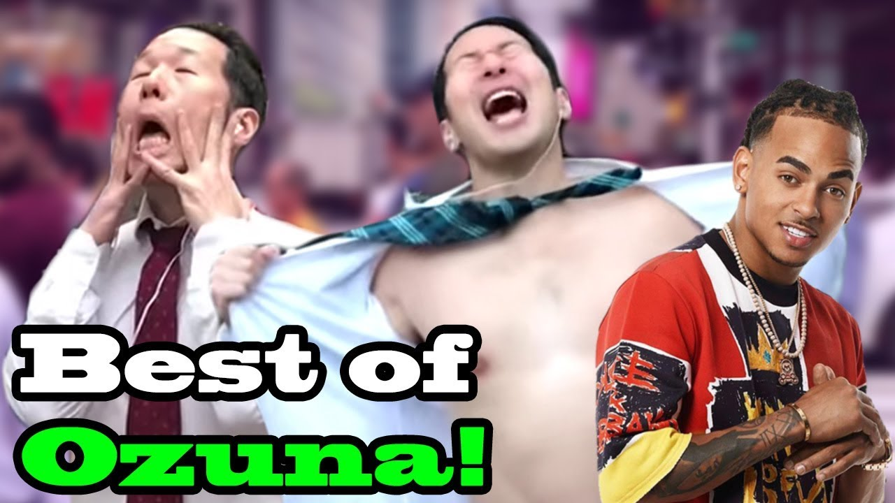 Best of OZUNA - SINGING IN PUBLIC!! (Te Bote, El Farsante, Me Niego, Unica, La Modelo)