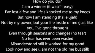 Kirk Franklin - I Am [Lyrics with Adlibs]
