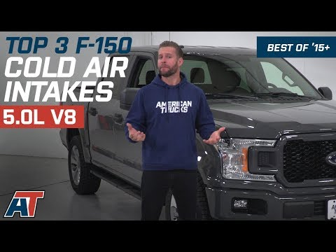 The 3 Best F150 Cold Air Intakes For 2015-2018 Ford F150 5.0L V8