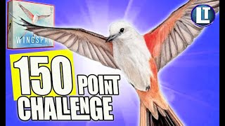WINGSPAN Game / Can YOU get 150 points? / HIGH SCORE / Best score / STRATEGY tips