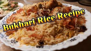 ruz bukhari recipe   ruz Bukhari saudi recipe  ruz bukhari arabic dish
