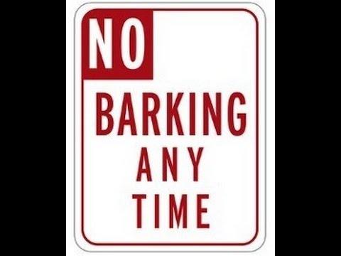 WE Stop Neighbors Barking Dogs Anonymously!