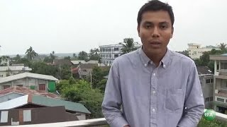 RFA Rakhine Language TV Program, 2016 January 1st Week