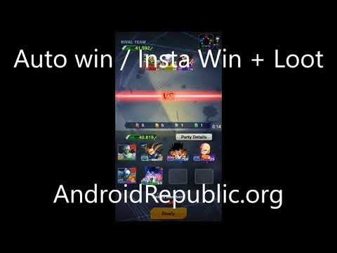 Dragon Ball Legends ENG JP v1 7 0 AUTO WIN INSTA WIN LOOT ANDROID MOD APK  FREE