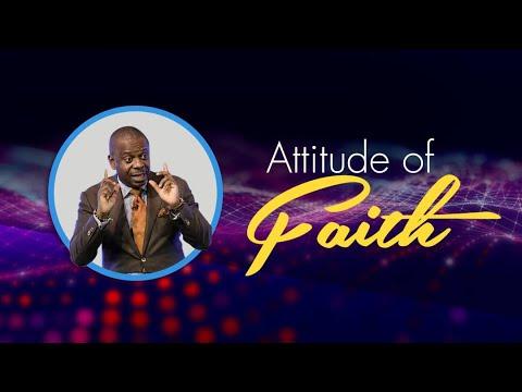 Download The Attitude of Faith-Part 1