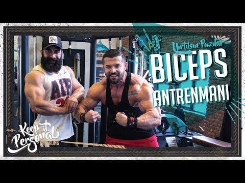 Yırtılsın Pazılar | Biceps Antrenmanı