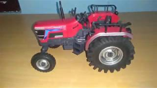 Unboxing Mahindra arjun novo tractor scale model