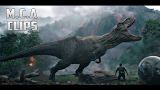 Jurassic world el reino caido pelicula completa en español latino
