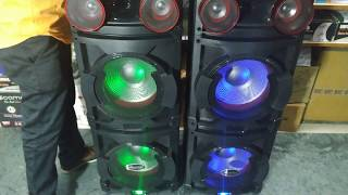 DJ System For Home(Real Sound Test)