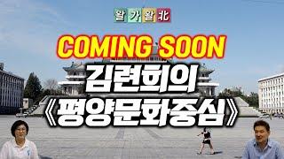 COMING SOON, 김련희의 《평양문화중심》