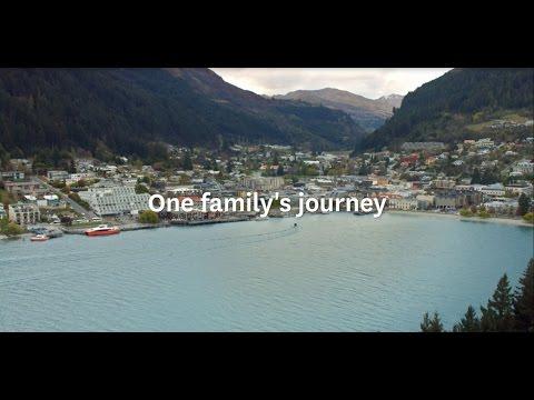 Liburan Seru Keluarga Indonesia ke Selandia Baru : Queenstown