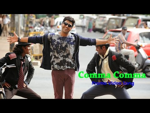 Run Raja Run Video Promo Song |Comma Comma |Sharwanand | Seerath Kapoor