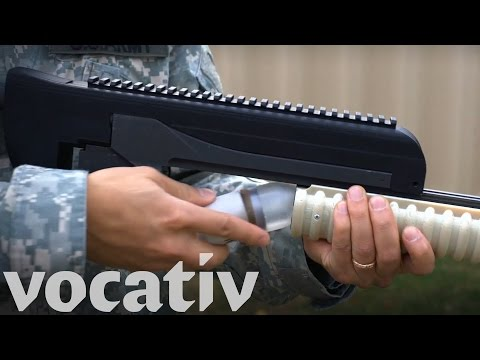 U.S. Army Successfully Tests 3D-Printed Grenade Launcher