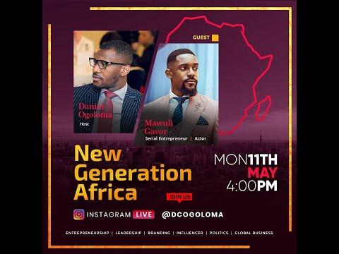 Daniel Ogoloma and Mawuli Gavor discussion on NGA