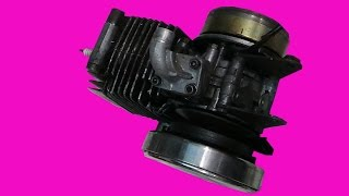 Depose moteur MBK 51