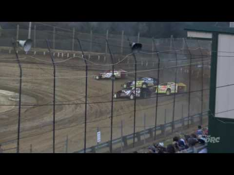 Moler Raceway Park | 8.19.16 | 10th Annual Ike Moler Memorial | UMP Modifieds | Heat 1