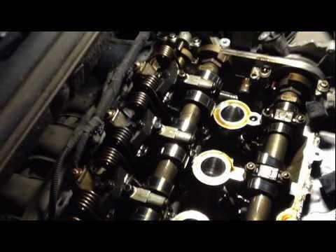 Двигатель EP6, так работает механизм VALVETRONIC. Www.peugeot-moscow.com