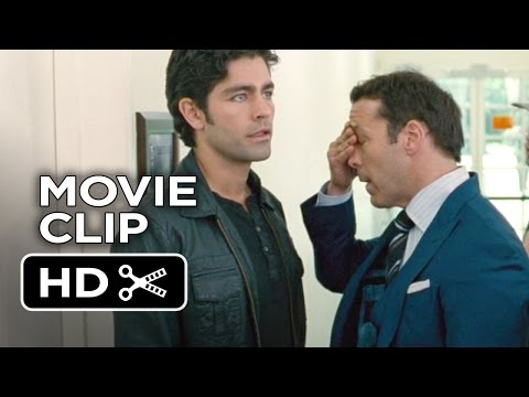 Entourage Movie CLIP - No Cutting Out Drama (2015) - Mark Wahlberg, Adrian Grenier Movie HD