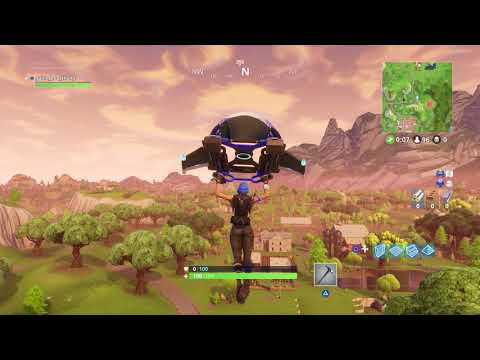 FIRST FORTNITE GAMEPLAY!! JOIN ME!!