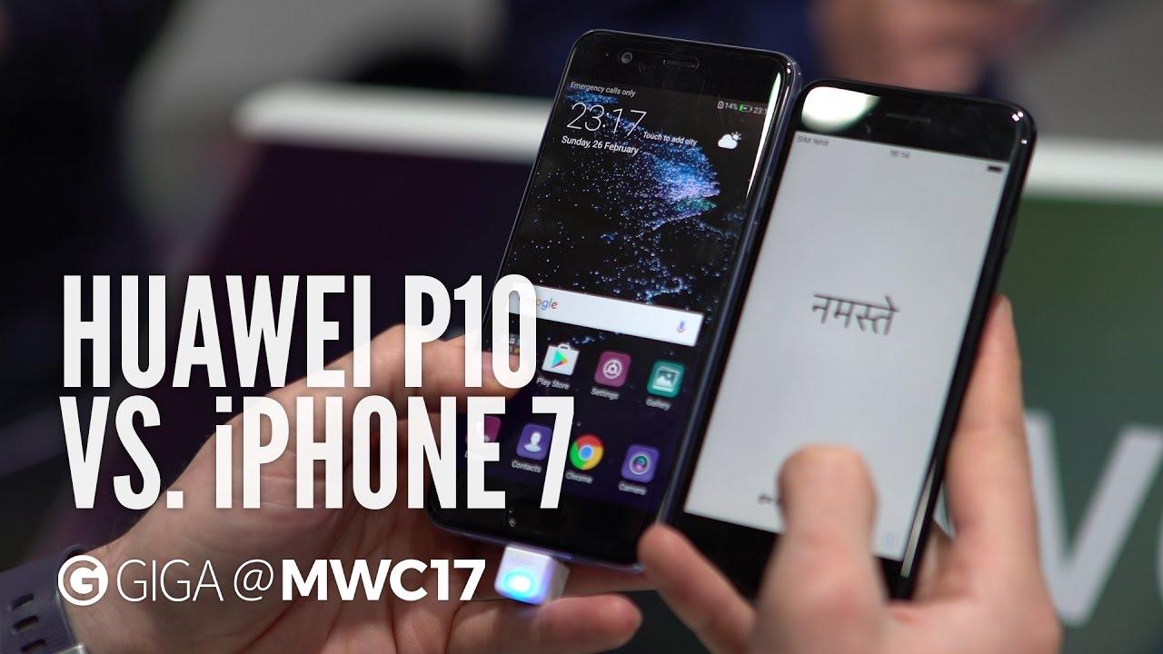 iphone 7 vergleich huawei