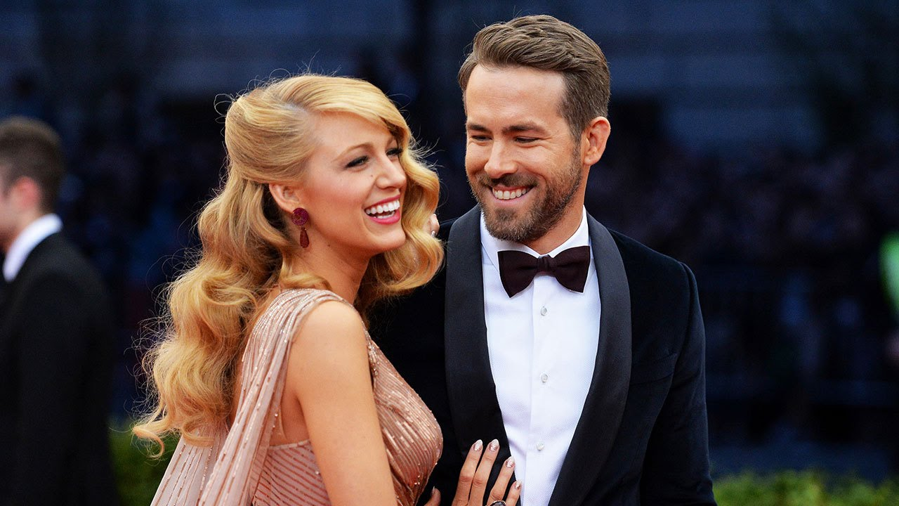 EXCLUSIVE Ryan Reynolds Talks Baby No. 2 Gushes Over Blake Lively's 'Fantastic' Post-Baby Body